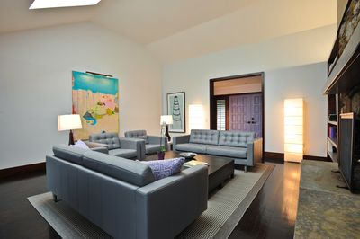 Living Room & Entry Hall