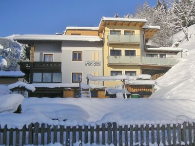 Photo for Large and luxurious apartment in the famous Zell am See, near the lift