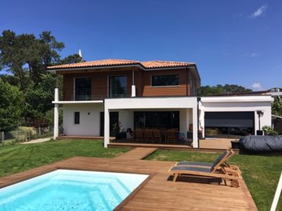 Photo for New villa with pool in Hossegor