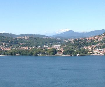 Photo for New Apartment with Spectacular Views of Lake Como