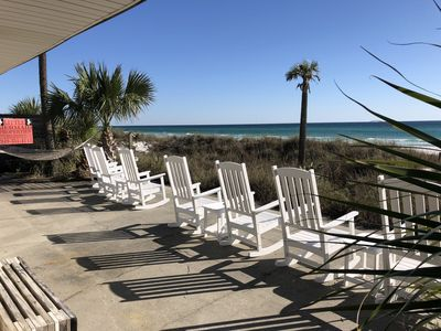 Photo for GORGEOUS WEDDING FRIENDLY GULF FRONT HOME SLEEPS 16 PEOPLE IN BEDS