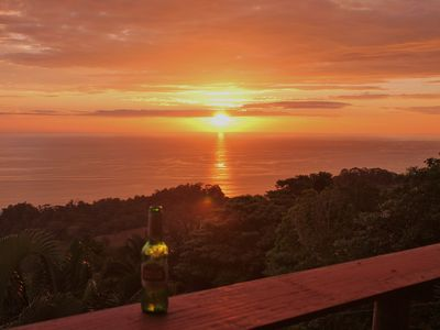 Photo for Eco Tent Lodge with Amazing Whales Tail Ocean Views and Pristine Jungle