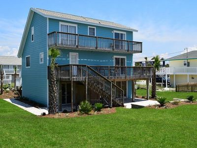 Photo for Newly Renovated Pet Friendly Beach Home and Only One Block from the Beach!