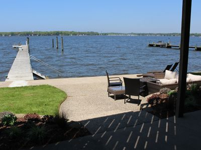 "Photo for Aug 24-31 Available! Read The Reviews! ""Best Rental on Lake Mac!"" New Lower Rate"