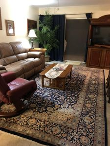 """Photo for """"HOME AWAY FROM HOME"""" Very comfortable one bedroom condo at Sienna Park"""