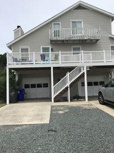 Photo for Great beach house on canal with private dock