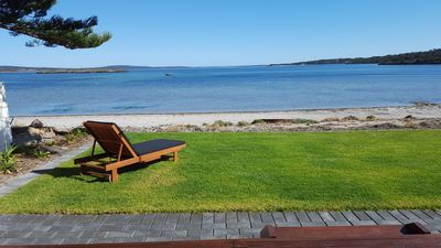 Photo for Vandy's Shack at Dutton Bay ideal for couples and small families.