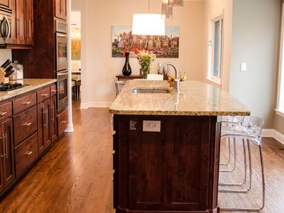 Photo for Super Bowl - 3 Bedroom, 3 Bath house close to stadium