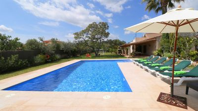 Photo for Villa with private pool, close town town