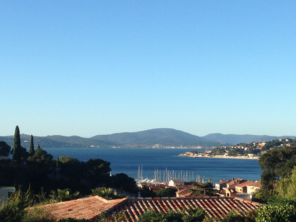 Villa Bellevue: Sainte Maxime where you will be able to walk to ...