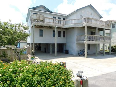 Photo for Pelican Rest, Oceanside, Ocean Views, Private Pool/Cabana,Hot tub,Game Rm.