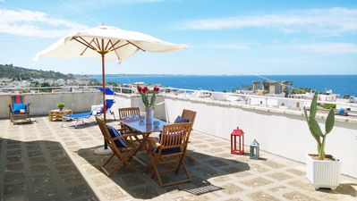 Photo for On the roof of Salento, exclusive penthouse!