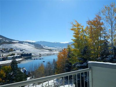 Photo for Condo Overlooking Lake Dillon - Family Friendly Unit In the Heart of Dillon, Lake and Mountain Views