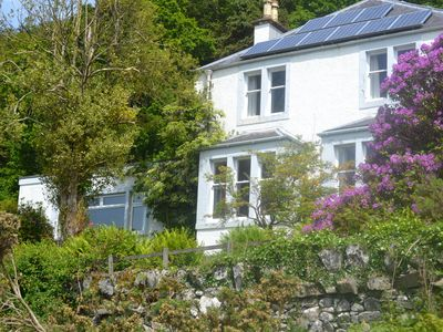 Photo for Delightful holiday home in Gatehouse Of Fleet, Kirkcudbrightshire