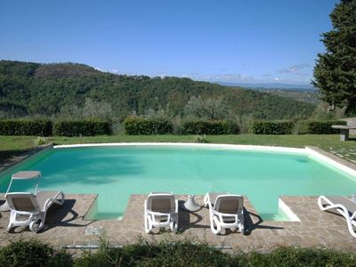 Photo for 5 bedroom Villa, sleeps 9 with Pool, FREE WiFi and Walk to Shops