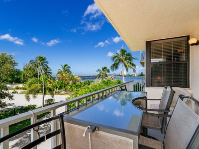 Photo for Beachfront Condo with Jacuzzi, Pool, and Private Beach! Close to Adventure