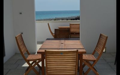 Photo for Studio apartment in the center of Lido Marini with Balcony (454247)