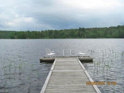 Photo for Vacation home Aurinkoranta in Rautalampi - 8 persons, 2 bedrooms