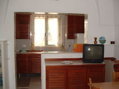 Photo for Vacation home Ivana in Carovigno - 4 persons, 2 bedrooms