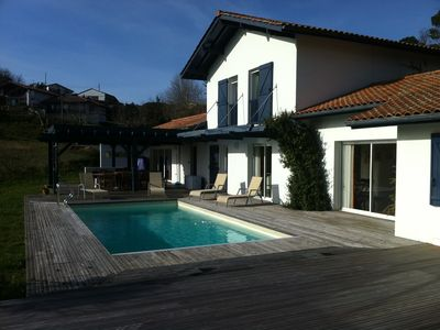 Photo for Beautiful Contemporary Basque Type Villa, lots of charm