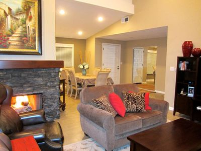 Photo for December Special!  30 nights for $3300!  Fully renovated with south-facing patio