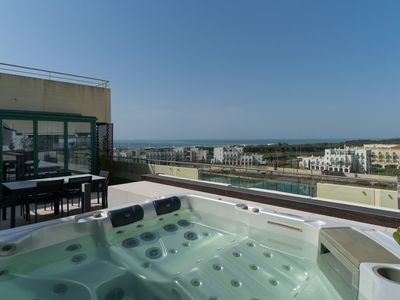 Photo for Breathtaking Penthouse, Vilamoura Ocean View