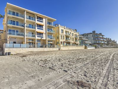 Photo for 2BR Condo with Ideal Beachfront Location, 1 Block From Carlsbad Village