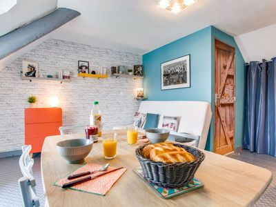 Photo for Apartment Ty beaupuit  in Quiberon, Brittany - Southern - 2 persons, 1 bedroom