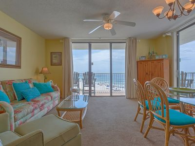 Photo for Seaside Beach & Racquet 4507 Orange Beach Gulf Front Vacation Condo Rental - Meyer Vacation Rentals