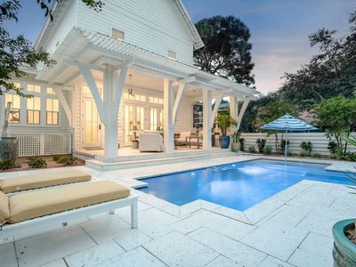 Photo for Brand New Luxury Grayton Beach Home-Private Pool-Large Screened in Porch-Short Walk to Beach Access
