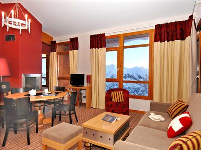Photo for Apartment Edenarc (ARC402) in Les Arcs - 6 persons, 2 bedrooms