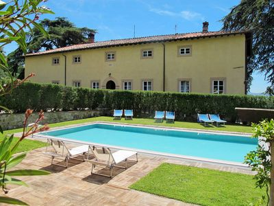 Photo for Vacation home Villa Borbone  in Pieve S. Stefano (LU), Pisa - Lucca surroundings - 19 persons, 9 bedrooms