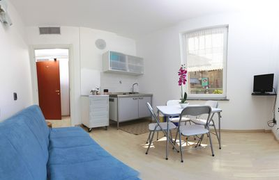 Photo for Bilocale 12 with double bathroom and private balcony