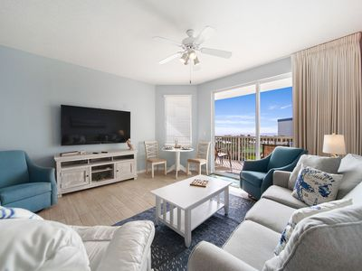 Photo for Destin West Gulfside 410 ~ Designer Remodel in 2019 ~ Amazing Beach View ~ Free Beach Service!
