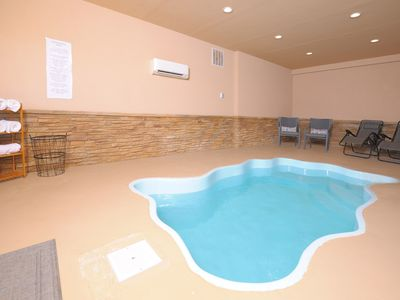 Photo for Brand New City Lights With a heated indoor pool and great amenities!!