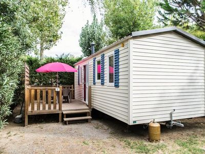 Photo for Camping La Plage *** - Mobile home Tahiti 3 rooms 4 persons