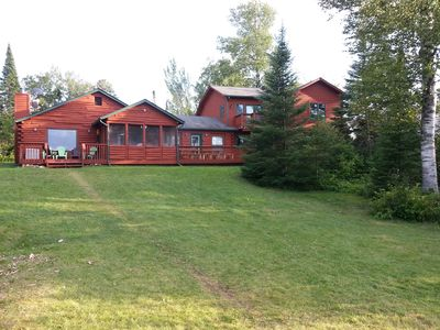 Photo for Grand Marais Deviltrack Lake Home new updates!