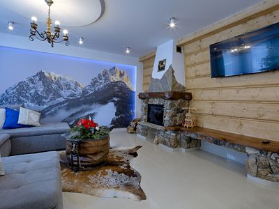 Photo for Luxury apartaments with SPA, combining traditional mountain folk with comfort