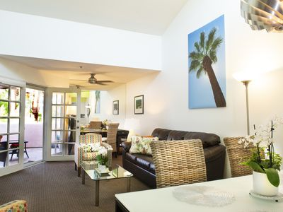 Photo for Luxury Fit-Out at The Deauville in Downtown Palm Springs.  It's a Happy Place.