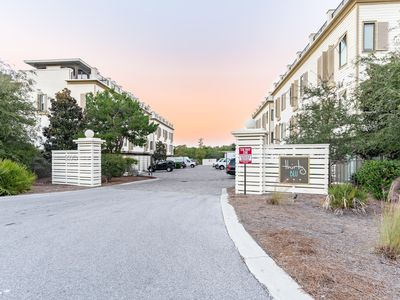 Photo for 30A Luxury Townhome | Pool | Gulf Views | Blue Mountain Beach