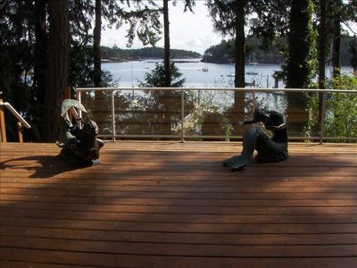 Photo for 4BR House Vacation Rental in Gabriola, BC