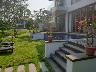 Photo for The Ocean Villas - Perfect Private Pool villa for your vacation in Danang