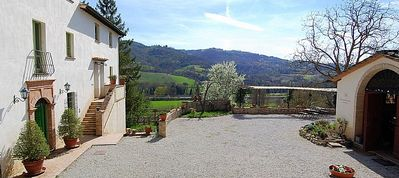 Photo for 2 bedroom Villa, sleeps 4 in Coldipozzo with Pool and WiFi