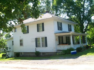 Photo for The Stowaway - Spacious 4 Bedroom Home 1 Mile From Keuka Lake State Park!