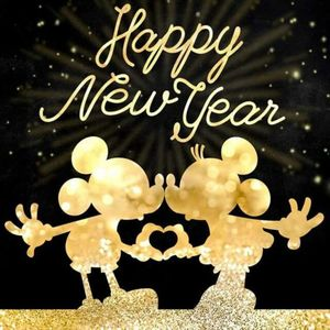 Photo for ** Welcome In The New Year Along With Mickey & Minnie! **