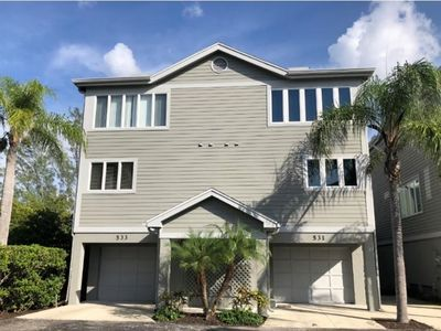 Photo for 2BR Townhome Vacation Rental in Longboat Key, Florida