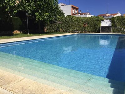 Photo for COSTA BRAVA- ST FELIU DE GUIXOLS House with pool 10 minutes walk from the beach