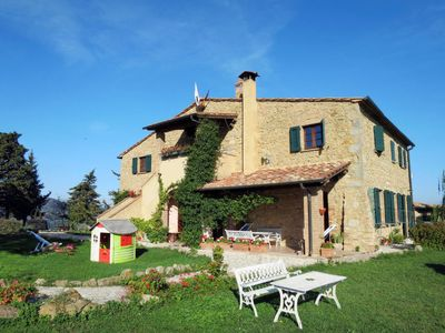 Photo for Apartment Villa Felice (VOL163) in Volterra - 4 persons, 1 bedrooms