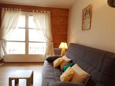 Photo for Apartment Flaine, 1 bedroom, 6 persons