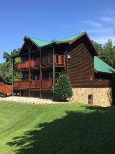 Photo for 🌲Lookout Lodge ❤️ Cabins at the Crossing